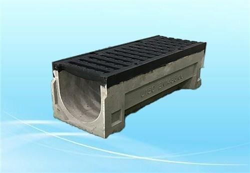 方形井盖复合树脂雨污水排水沟井盖市政电力通信窨井盖700×50mm