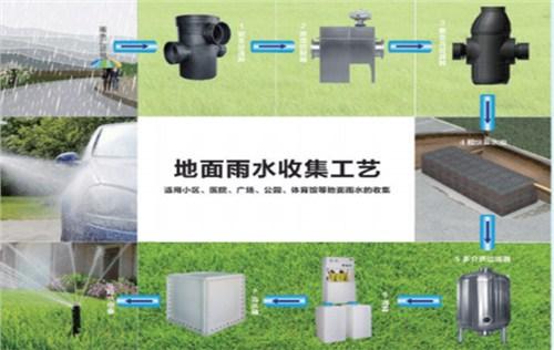 南京雨水回收系统