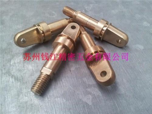 江苏铜长转轴生产定做价格
