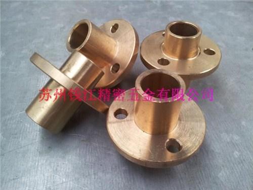 苏州铜轴套生产批发