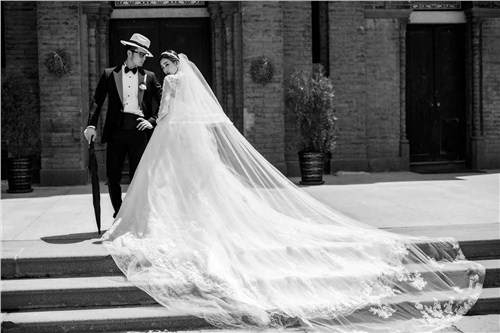 长春婚纱摄影价格