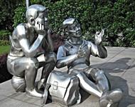宿州商业美陈雕塑