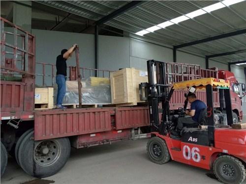 上海到常州散货车队