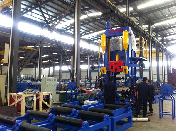 优质组焊矫一体机厂家直供 华恒供应