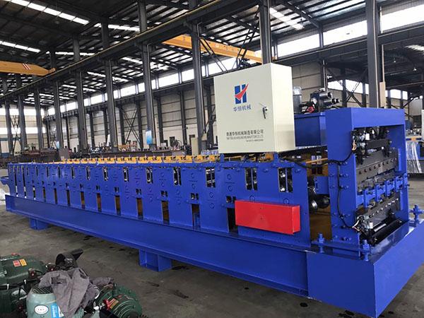 耐用数控彩钢瓦压型机推荐厂家 华恒供应