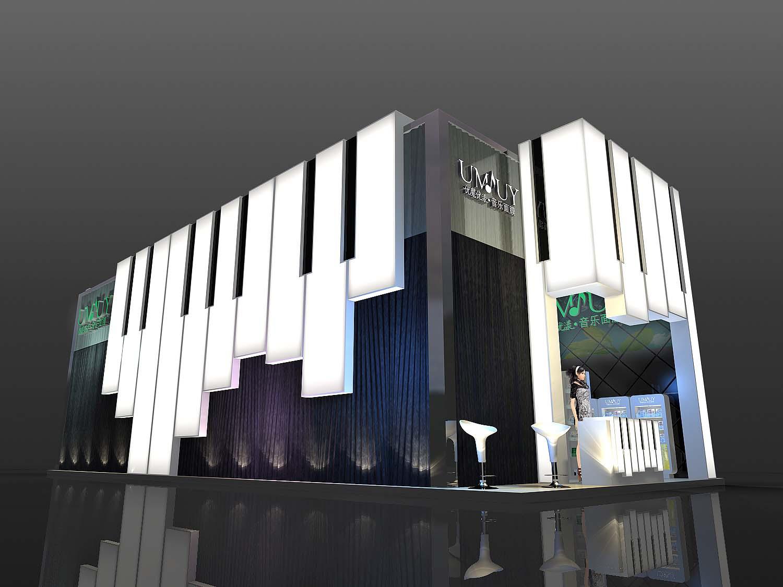 东城区展台设计搭建效果怎么样「颖廉供应」