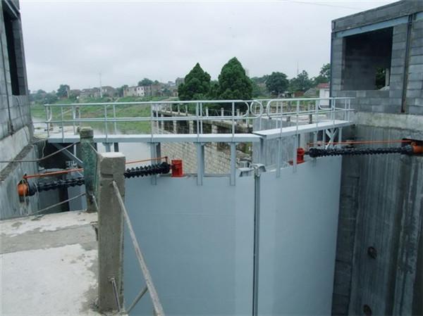 廣西鋼結構鋼壩閘門