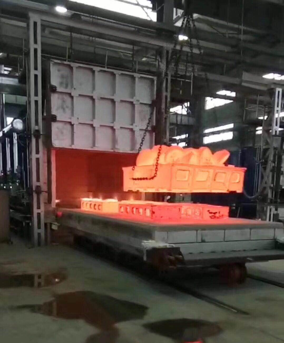 湘潭台车式蓄热式加热炉销售厂家「沃福德供」