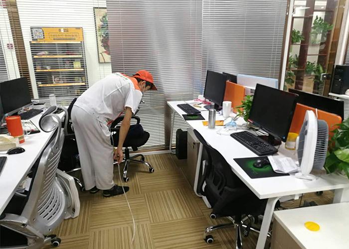 鄭州辦公室甲醛上門治理 優質推薦 諧藍環保供應
