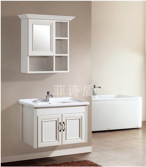 佛山铝合金浴室柜定做,铝合金浴室柜,广东全铝浴室柜代理,佛山铝合金衣柜门板