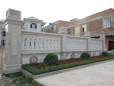 江苏别墅围墙设计机构 信息推荐「天兴供应」图片