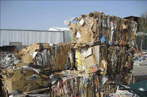 港闸区专业从事废旧纸箱回收正规公司「瑞祥供应」