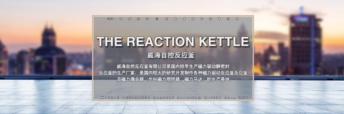 威海自控反应釜有限公司