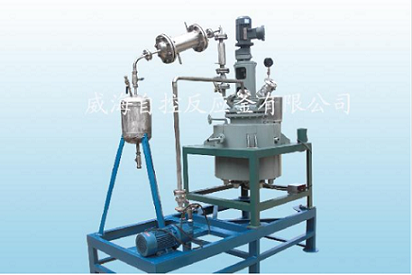 智能聚合反应釜规格尺寸,聚合反应釜,正品磁力耦合器高性价比的选择,昌吉工业反应釜