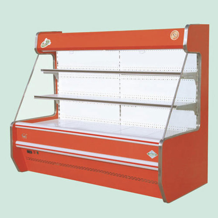 襄阳安装水果风幕柜服务 珩冰供应