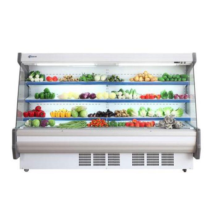 隨州安裝水果風幕柜安裝 珩冰供應