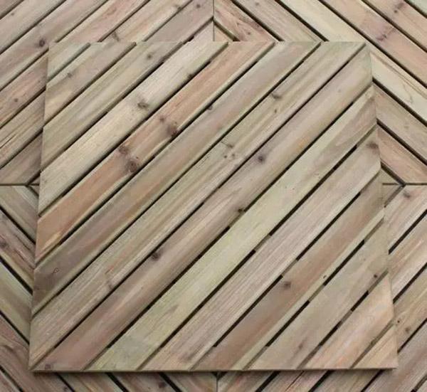 专业防腐木室内施工 侨乡湘正木业供应