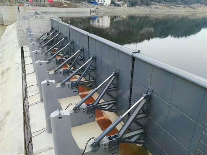 山西液压活动翻板闸门 服务至上 华远供应