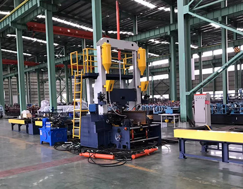 江苏优质组焊矫一体机制造厂家 华恒供应