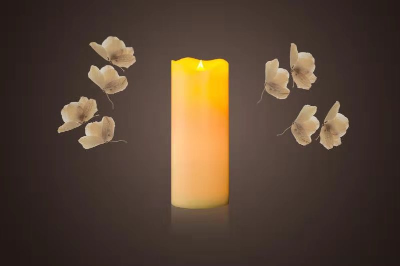 LED石蜡仿真蜡烛多少钱 其志供应