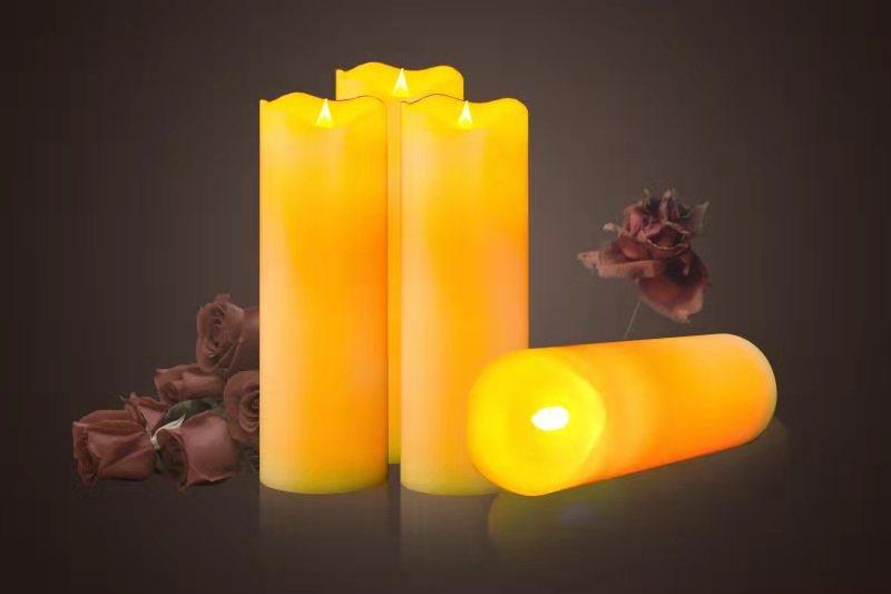 江西LED石蜡仿真蜡烛配送 其志供应