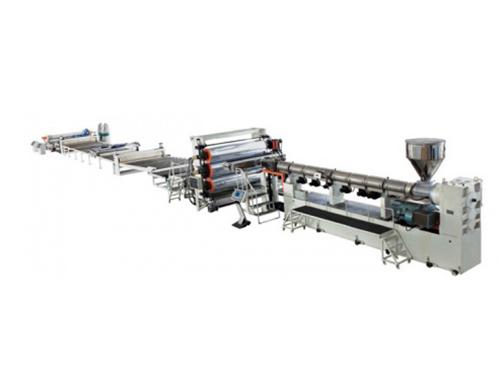 福建PP厚板材生產線免費咨詢 金韋爾供應