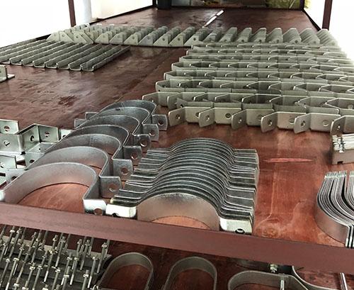 北京抗震支架配件供应商 固威供应