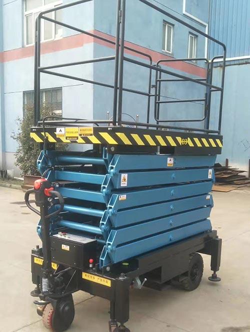 移动式登车桥厂家供应 苏州卓钢升降机械供应