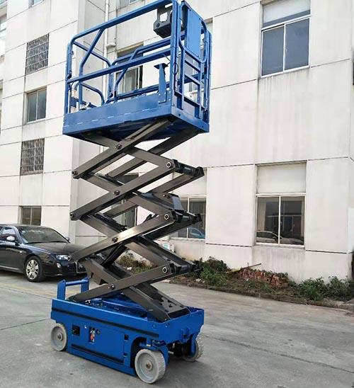 西藏移动式升降机供应厂家 苏州卓钢升降机械供应