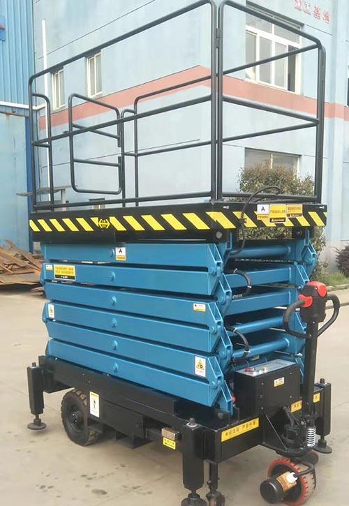 海南移动式升降机 卓钢升降机械供应