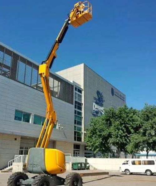 贵州曲臂式升降机厂家供应 卓钢升降机械供应