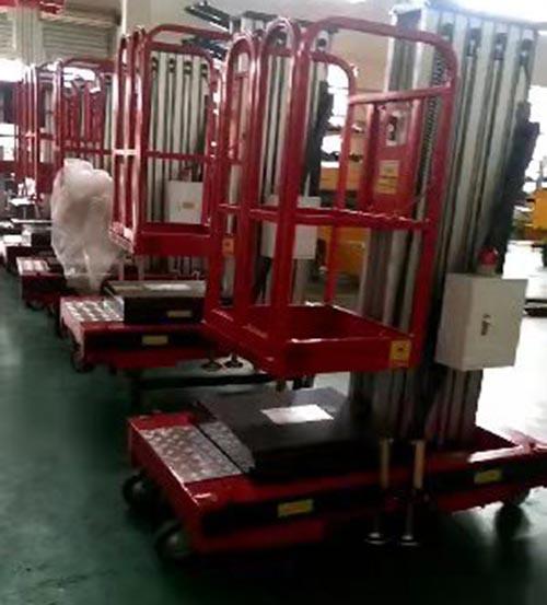 北京铝合金升降机优选企业