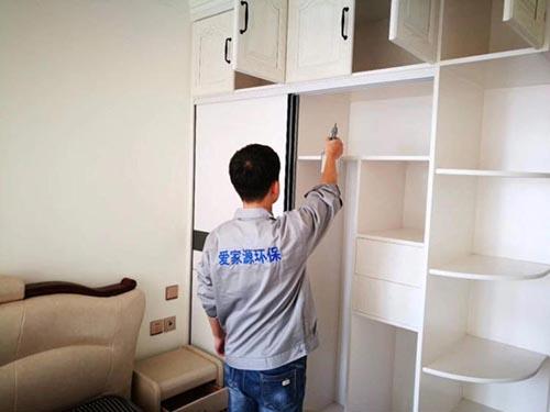 蘇州餐廳甲醛處理便宜 愛家源環境檢測供應