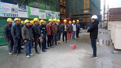 上海ALC安装现场厂家直供 柯天供应