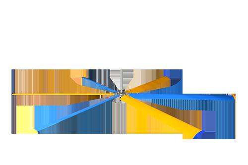 重慶永磁工業風扇生產廠家 噶小供應