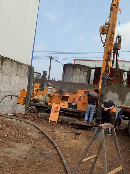 上海巖石井公司 機施鉆井供應