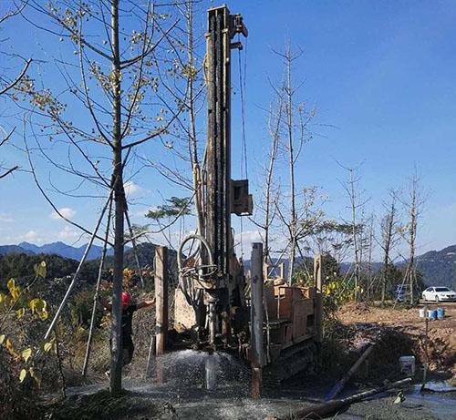 上海打深井技术厂家 机施钻井供应