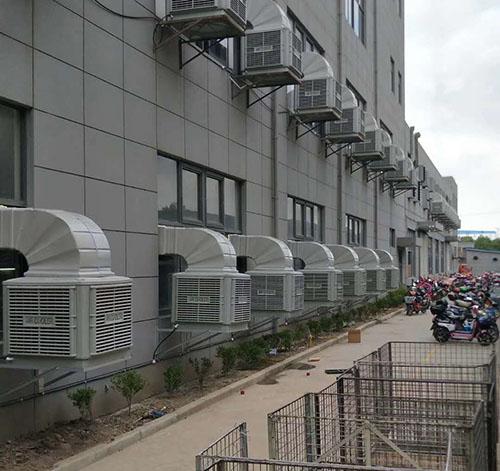 江苏专业厂房降温工程 机施钻井供应