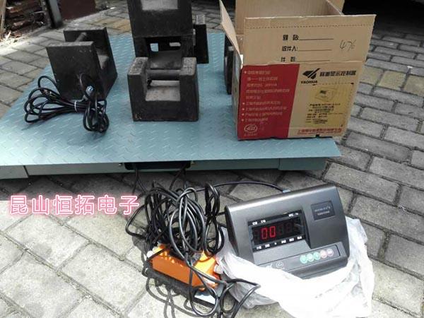 上海称重小地磅报价 昆山市玉山镇恒拓电子仪器供应