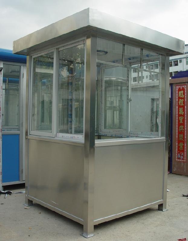 内蒙古不鏽鋼崗亭哪個牌子好 歡迎咨詢 内蒙古三豐環保工程供應