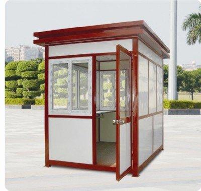 内蒙古正规不锈钢岗亭订做 欢迎咨询 内蒙古三丰环保工程供应