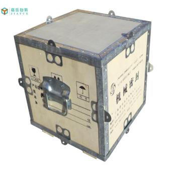 上海鋼帶箱生産廠家 上海嘉嶽木制品供應