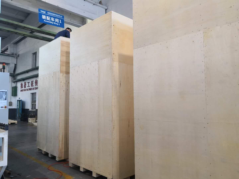 上海大型出口木箱供应价格 上海嘉岳木制品供应
