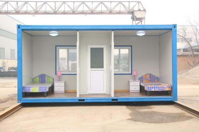 销售集装箱房屋生产基地 欢迎咨询 内蒙古三丰环保工程供应