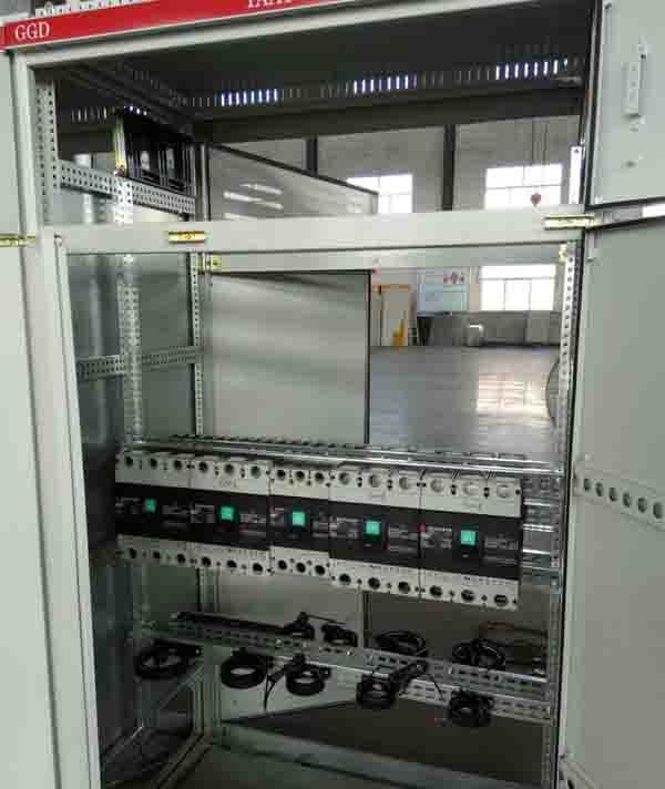 济南GGD控制柜生产厂家