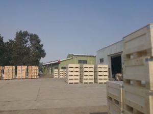 上海膠合闆木箱哪家便宜 上海嘉嶽木制品供應