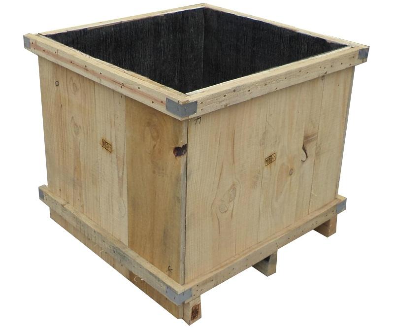 上海熏蒸木箱定制哪家好 上海嘉岳木制品供应