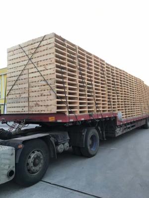 上海周转托盘定做哪家好 服务为先 上海嘉岳木制品供应