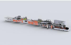 南通建筑模板生产线直销 苏州金韦尔机械供应