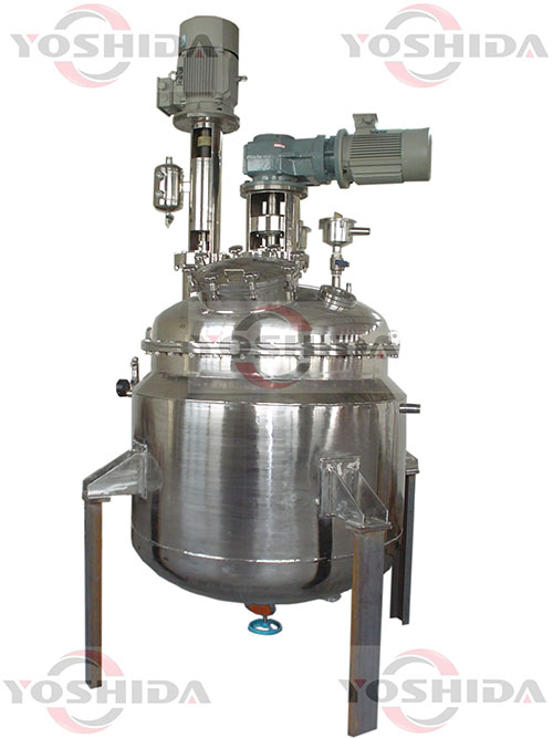 上海带气缸混合机 吉田工业科技南通供应